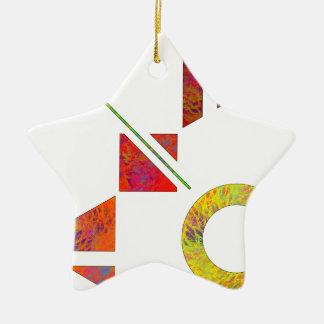 Genessium - Geburt von Mathe Keramik Ornament