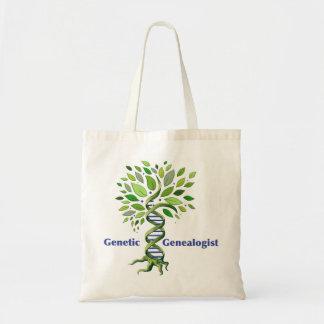 Genetische Genealogie-Tasche Tragetasche
