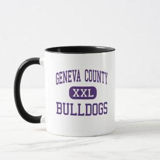 Geneva County - Bulldoggen - hoch - Hartford Tasse