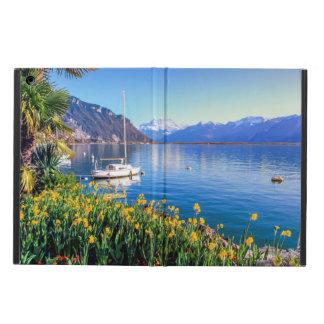 Geneva See in Montreux, Waadt, die Schweiz
