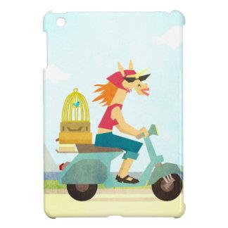 Genießen Sie das FahrEinhorn iPad Mini Hülle