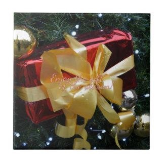 Genießen Sie das Geschenk der Jahreszeit! Fliese