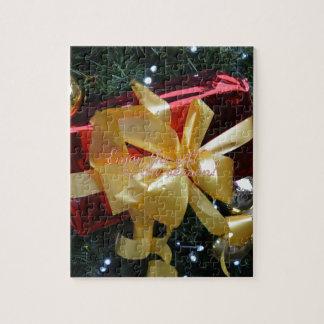 Genießen Sie das Geschenk der Jahreszeit! Puzzle