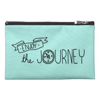 Genießen Sie die Reise-Reise-Zusatz-Tasche