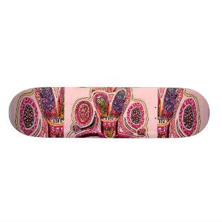 Genießen Sie n-Anteil die Freude - Party-Tier V5 19,7 Cm Skateboard Deck