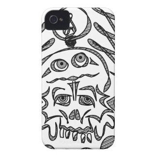 genius Skull Idea iPhone 4 Hülle