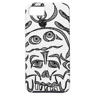 genius Skull Idea iPhone 5 Hülle