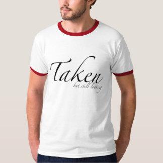 genommen (aber noch schauend) T-Shirt