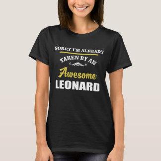 Genommen durch einen fantastischen LEONARD. T-Shirt