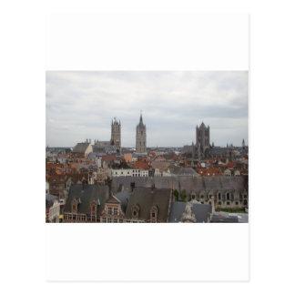 Gent Postkarte
