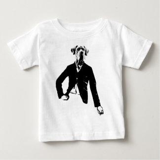 Gentle Great Dane Baby T-shirt