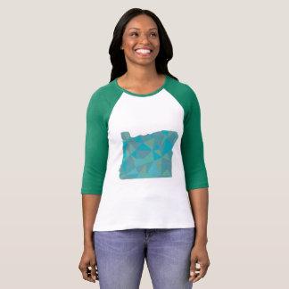 Geo Oregon T-Shirt