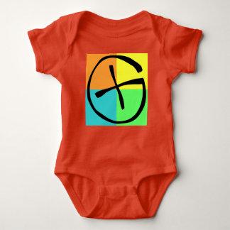 GeoBaby Baby Strampler