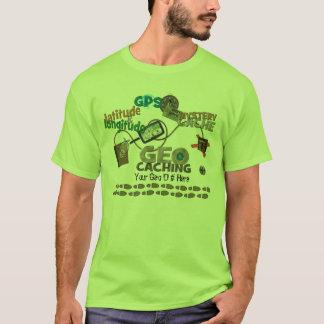 Geocache Fieber - fertigen Sie mit Ihrer Geo-Zahl T-Shirt