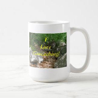 Geocaching Kaffeetasse