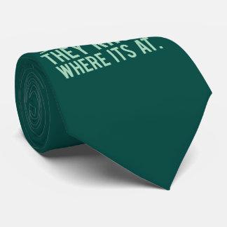 Geografie-Lehrer, wissen sie, wo es an ist Personalisierte Krawatten
