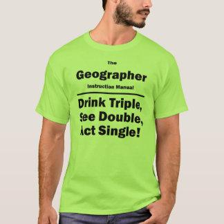 Geograph T-Shirt