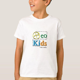 GeoKids UTCo erhalten verlorenes T-Stück T-Shirt