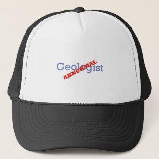 Geologe/anormales Truckerkappe