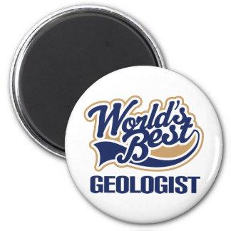 Geologe-Geschenk Kühlschrankmagnet