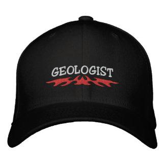 Geologe gestickte Kappe