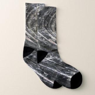 Geologie-dekorative Felsen-Beschaffenheit Socken
