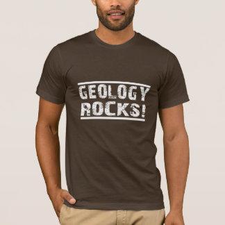 Geologie-Felsen T-Shirt