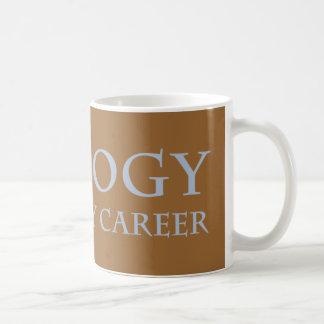 Geologie: Felsige Karriere Kaffeetasse