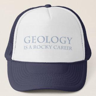 Geologie: Felsige Karriere Truckerkappe