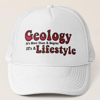 Geologie-Lebensstil-Kappe Truckerkappe