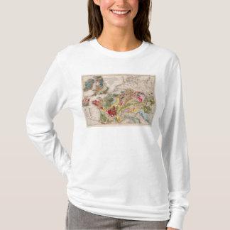 Geologie von Europa T-Shirt