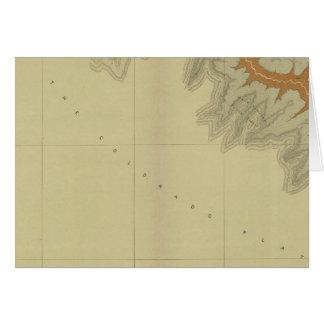 Geologische Karte vom südlichen