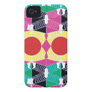 Geometrie Case-Mate iPhone 4 Hülle