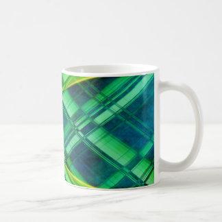 Geometrie geschaffen durch Tutti Kaffeetasse