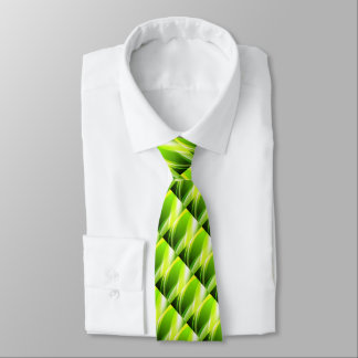 Geometrisch abstrakte Krawatte