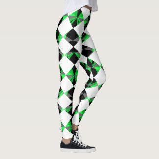 Geometrisch Leggings