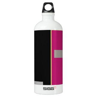Geometrisch Wasserflasche