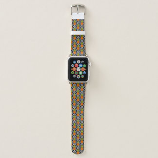 Geometrische Ananas Apple Watch Armband