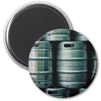Geometrische Bierfässer, Tschechische Republik Magnete