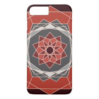 Geometrische Form iPhone 8 Plus/7 Plus Hülle