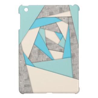 Geometrische Formen abstrakt iPad Mini Hüllen