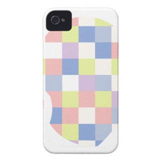 Geometrische Formen innerhalb des menschlicher iPhone 4 Etuis