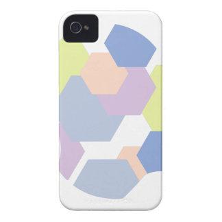 Geometrische Formen innerhalb des menschlicher iPhone 4 Hüllen