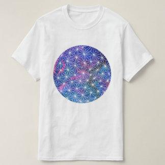 Geometrische Galaxie T-Shirt