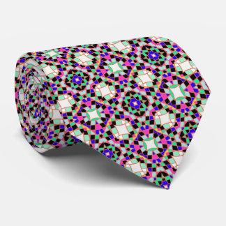 Geometrische LuxusKrawatte Individuelle Krawatte