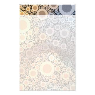 Geometrische Mehrfarbenkreise der Muster-  III Individuelle Druckpapiere