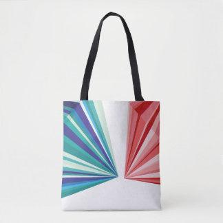 Geometrische Muster-Taschen-Tasche Tasche