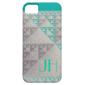 Geometrische Muster u. kundenspezifisches iPhone 5 Cover