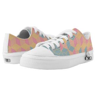 geometrische Schuhe