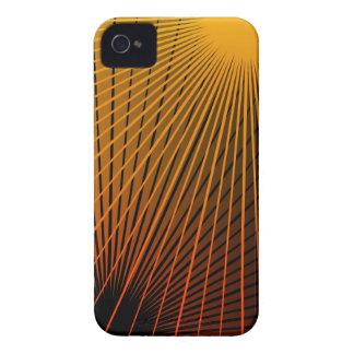 Geometrische Zusammenfassung iPhone 4 Case-Mate Hülle